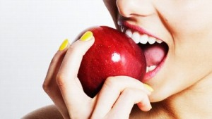dental health_apple