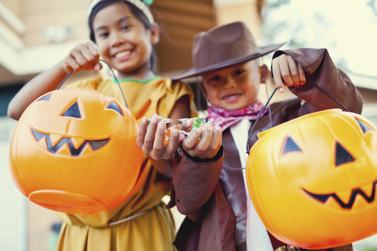 Best and Worst Halloween Treats for Dental Health