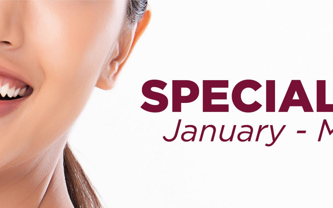 New Year, New Deal – $250 Dental Care Voucher Offer
