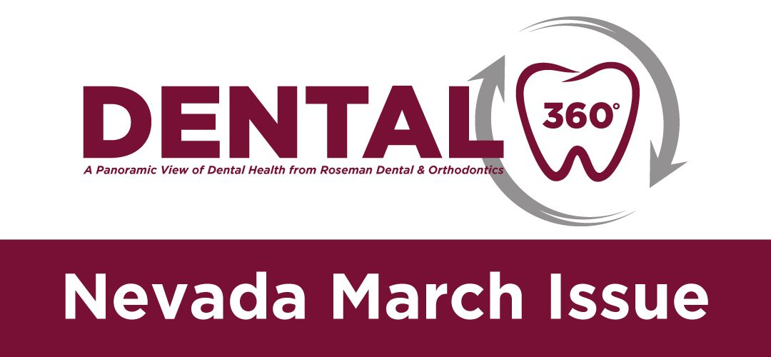 Dental 360° – Nevada March Issue