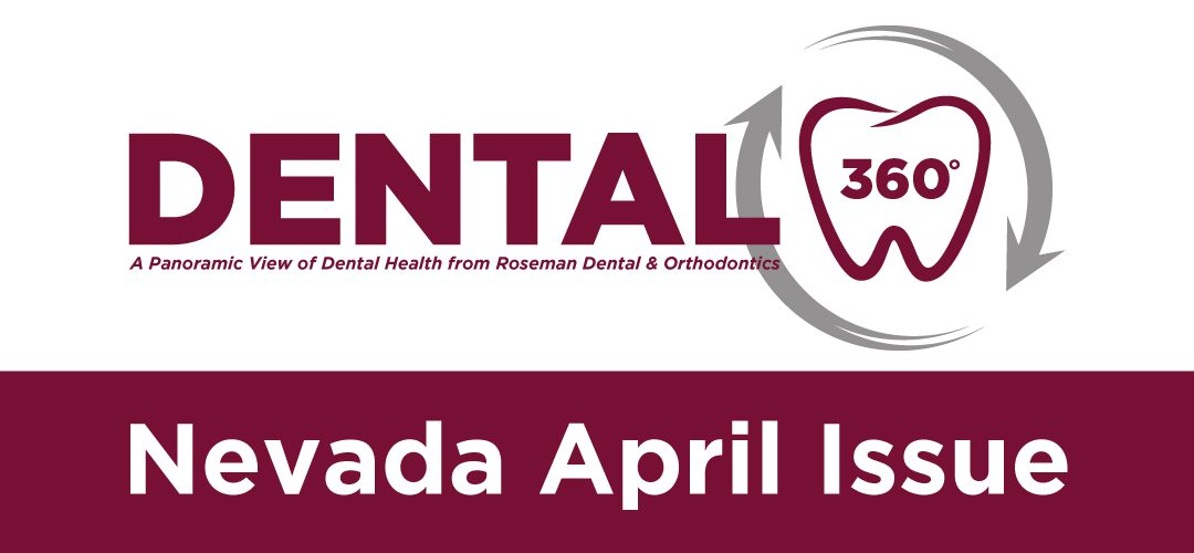 Dental 360° – Nevada April Issue