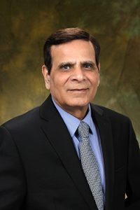 Kishore Chaudhry, MD Research Associate Professor at Roseman University College of Dental Medicine