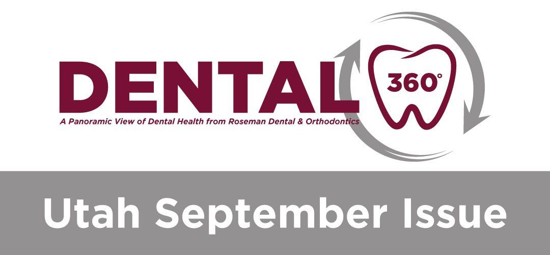 Dental 360° – Utah September Issue